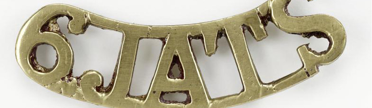 world war 1 badge for the Jat community
