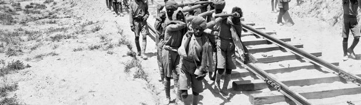 marathas in mesopotamia during world war 1
